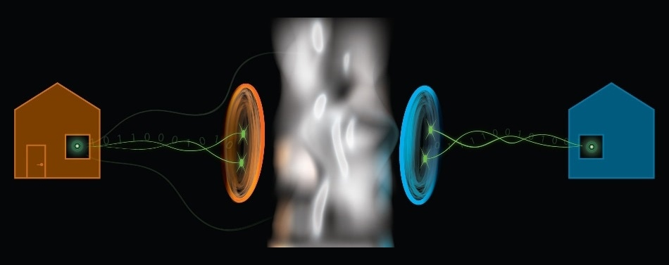 Arresting Photon Loss in Transmission Channel Could Upgrade Quantum Networks