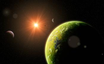 The Exoplanet Where it Rains Iron