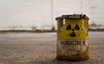 How Graphene Quantum Dots can be Used to Treat Radioactive Industry Waste