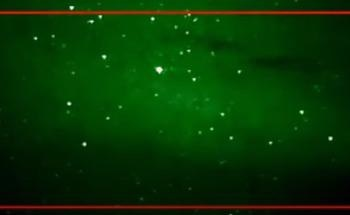 The Previously Undiscovered Aurora Revealed in Decades-Old Video Footage by the University of Iowa Researchers