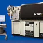 600 Series Sputtering Batch System from KDF Electronics