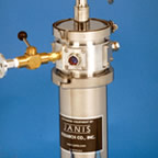 Optical Cryostat from Janis