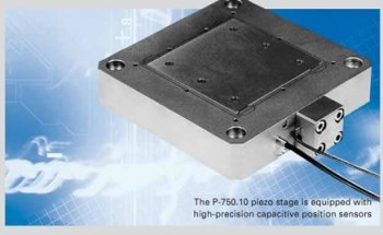 P-772 Ultra-Compact Piezo NanoAutomation® Stage with Direct Metrology from Physik Instrumente