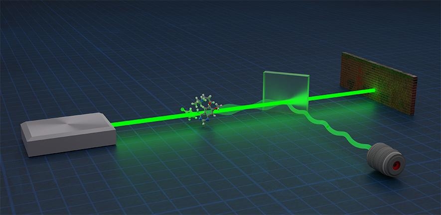 Quantum Negativity can Enable Ultra-Precise Measurements of Optical Components
