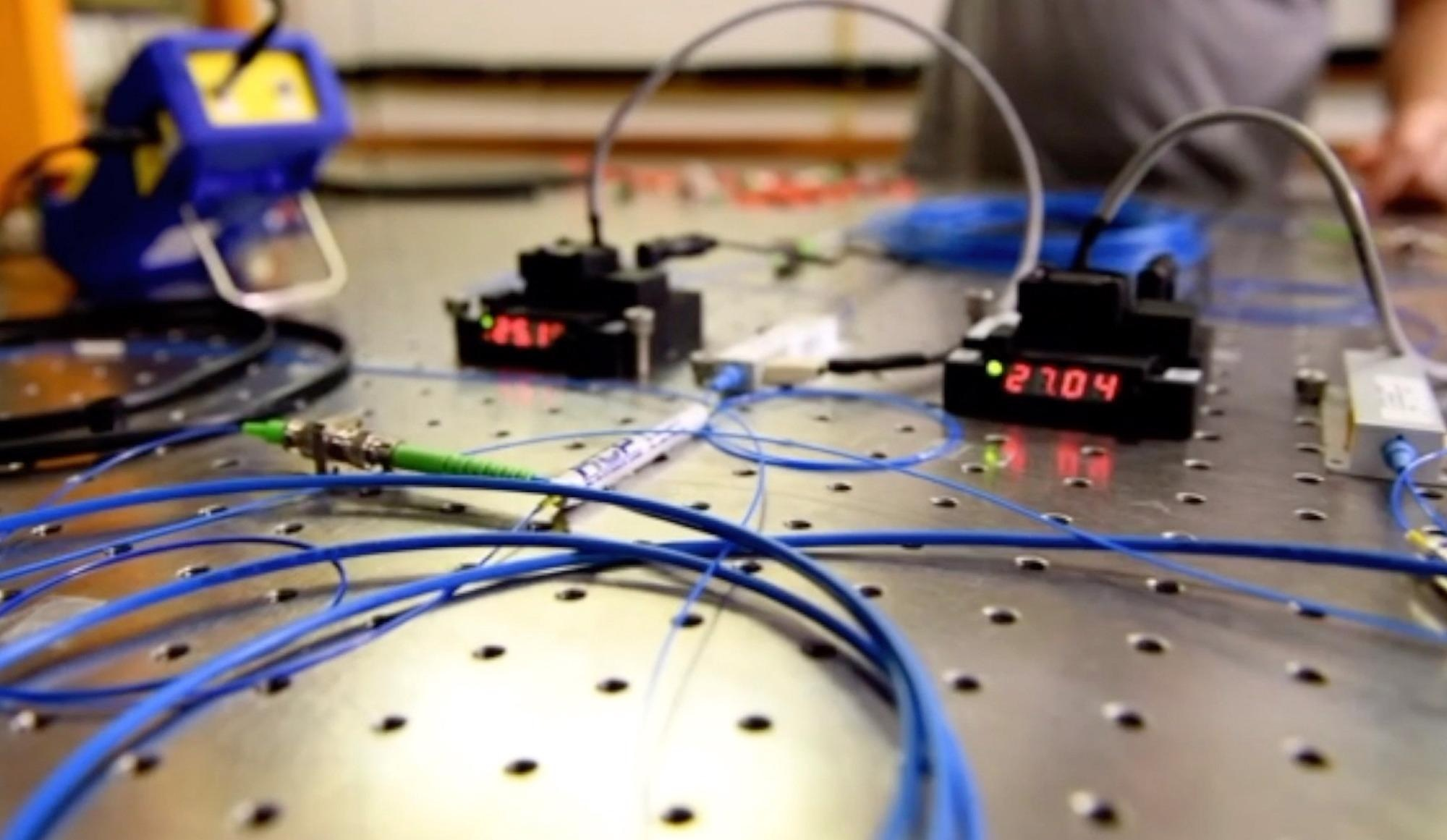 Researchers Demonstrate Sustained, Long-Distance Teleportation of Photon Qubits