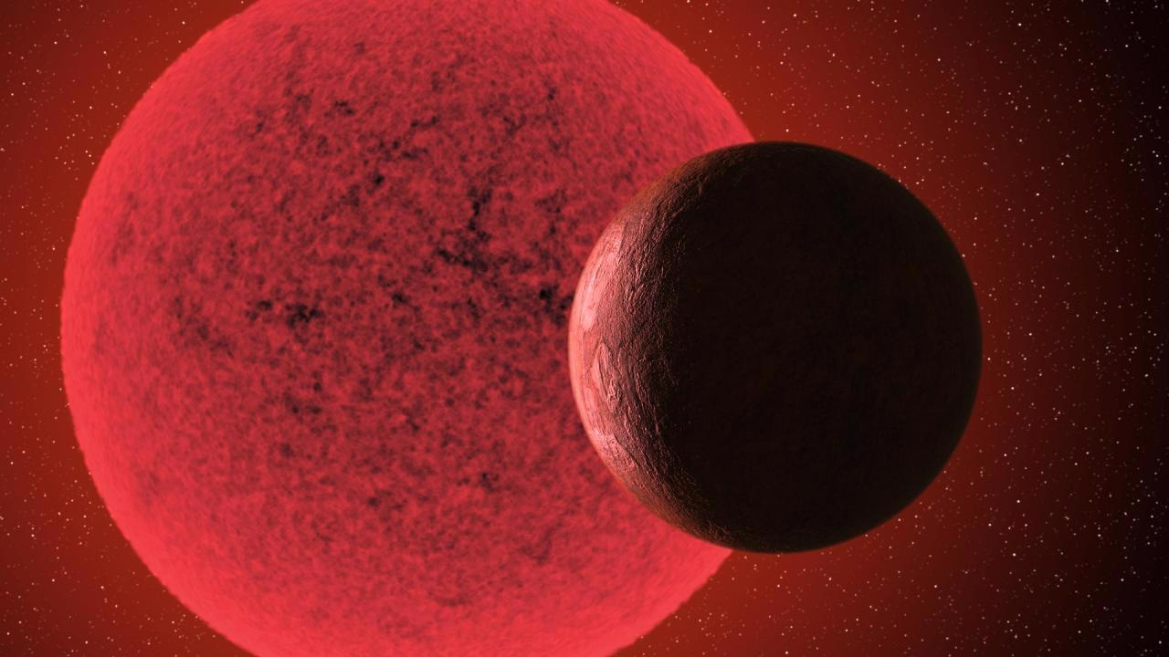 Researchers Detect New Exoplanet Revolving Around Red Dwarf Star