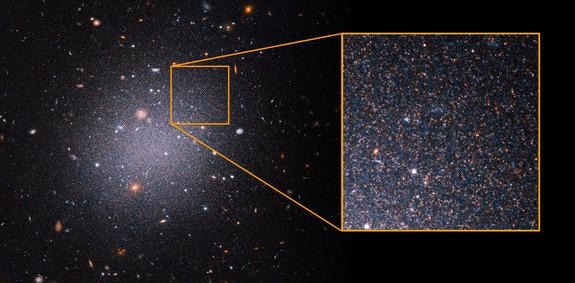 New Research Confirms the Lack of Dark Matter in Galaxies
