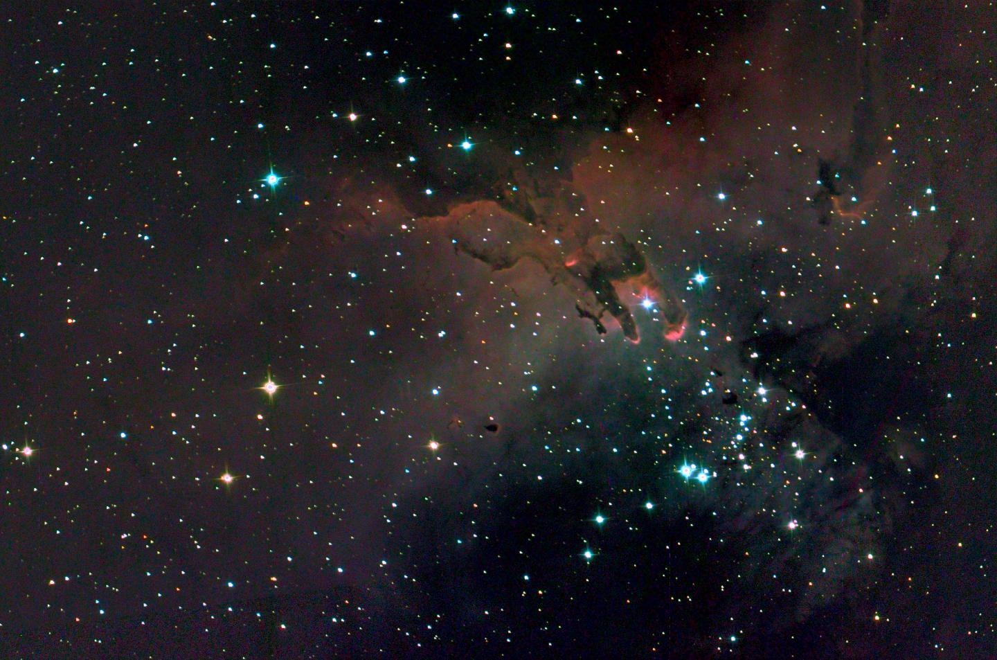 New Astronomical Telescope Could Offer High-Resolution Images of the Universe.