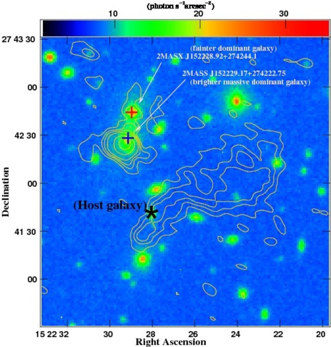 New Remnant Radio Galaxy Discovered at the Peripheral Region of a Cluster of Galaxies