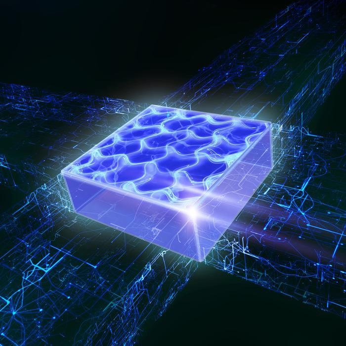 Researchers Produce Two-Dimensional Supersolid Quantum Gas in the Lab.