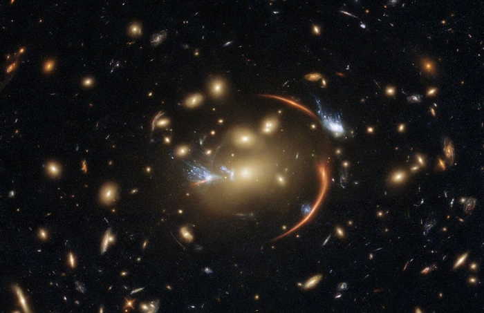 New Observation Shows Distant Galaxies with Exhausted Gases