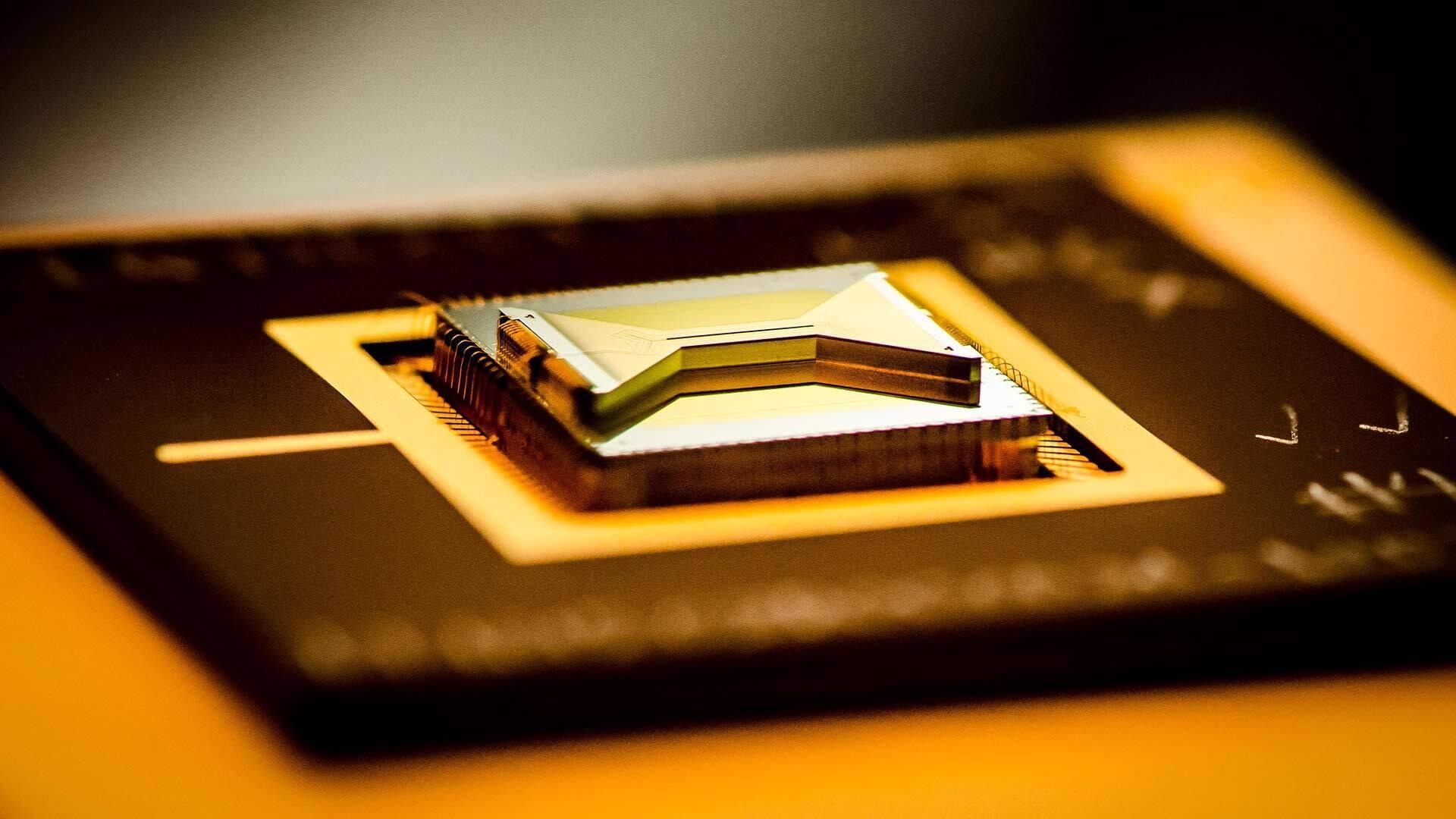 A Team of Qubits in Quantum Computer Chips Could Help Lower Rates, Enhance Device Reliability.