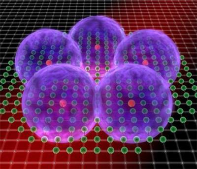 Scientists Generate Quantum Matter Having Crystal-Like Properties