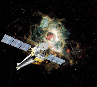 Scientists Use LCLS X-ray Laser to Study Massive Cosmic Phenomena