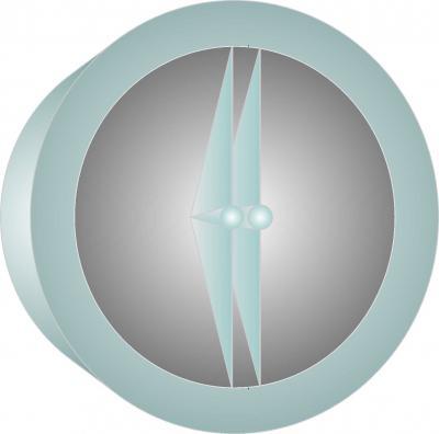 Dual-Core Nanomechanical Optical Fibers with Precise Mechanical Motion Capability