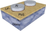 NRL Scientists Demonstrate Highest Recorded Open-Circuit Voltages for Quantum Dot Solar Cells