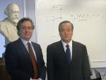 Liverpool Particle Physics Group Hosts Senior Delegation from Hamamatsu Photonics