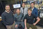 Nonlinear Light-Generating Zero-Index Metamaterial Holds Promise for Quantum Computing