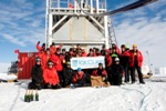 IceCube Project Earns 2013 Breakthrough of the Year Award for Neutrino Discovery