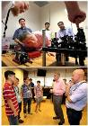 Prime Minister of Singapore Visits Centre for Quantum Technologies