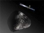 NASA Science Instruments Prepare for Operations Aboard Rosetta Spacecraft