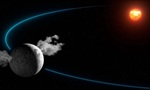 Intermittent Emissions of Water Vapor Discovered on Ceres Asteroid