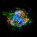 Researchers Peer into Dark Interiors of Supernova Cassiopeia A