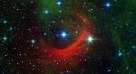 Roguish Runaway Stars Shock the Galaxy and Create Arcs