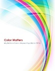 Quantum Dot Optical Components Manufacturer Releases New Whitepaper Titled 'Color Matters'