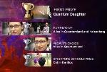 CQT Congratulates Winners of Quantum Shorts 2012 Film Competition