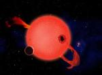 Some Red Dwarf Stars Found to Have Habitable, Earth-Sized Planets