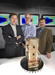 First Wide-Field X-Ray Camera for Studying Charge Exchange