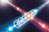 A New Optical System to Miniaturize Laser Cooling of Atoms