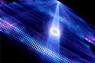 'Sloshing' of a Quantum Liquid Reveals Superfluid Properties