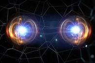 A New Method to Produce Beams of Entangled Atoms