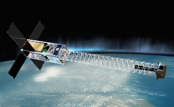 SPRINT Funding to Support Iota Technology's Development of Novel Geomagnetic Monitoring Satellite