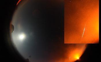 Curtin University-Led Global Fireball Observatory Makes Rare Find