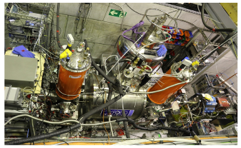 Two New Experiments to Carry Antiprotons for Antimatter, Nuclear-Physics Studies