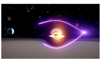 Researchers Uncover a Fabled Intermediate-Mass Black Hole