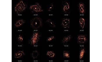 """Researchers Perform the First Systematic Survey of """"Stellar Nurseries"""" Across the Universe"""