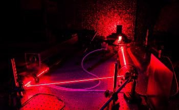 A New Method to Study Astrophysical Processes in the Laboratory