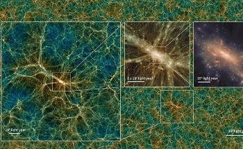 Scientists Create Freely Accessible Largest Simulation of the Universe