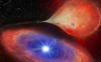 """White Dwarf Observed """"Switching On and Off"""" for First Time"""
