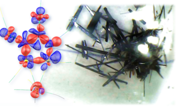 Electron Density in Appel's Salt Crystals Explored by Researchers